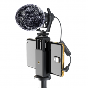 DigiPower High Performance Video Microphone Kit