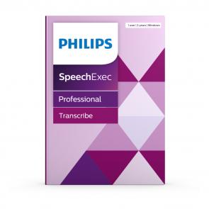 Philips SpeechExec Transcriptie- en spraakherkenningssoftware PSE4501