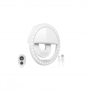 DigiPower Vlog Kit - Clip-On Selfie Light